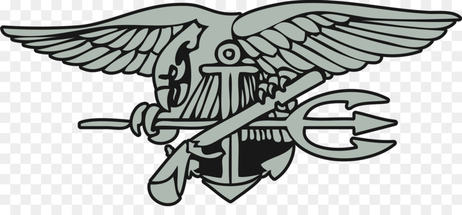 United States Navy Seals Special Warfare Insignia Navy Png