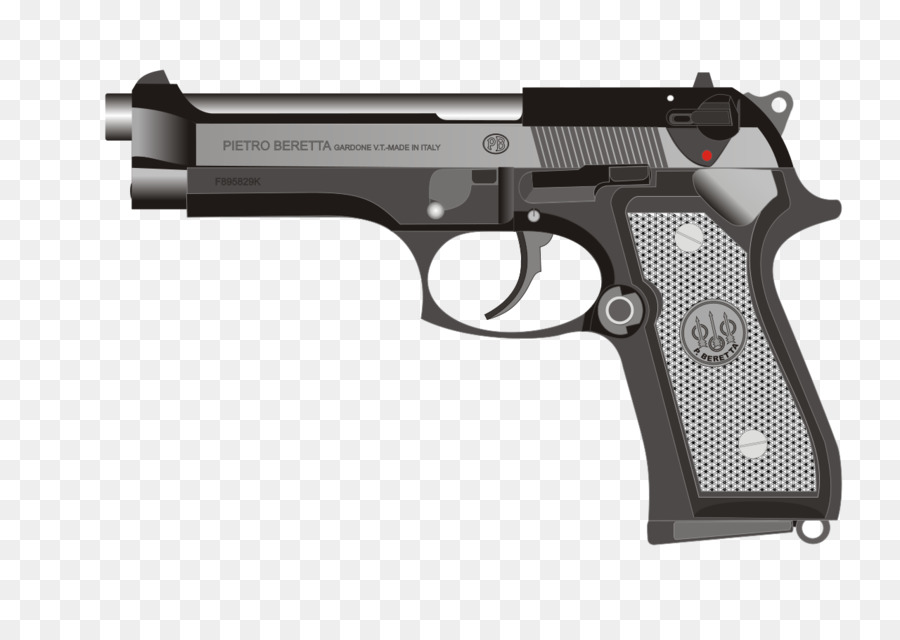 Beretta M9 92 Pistol Weapon