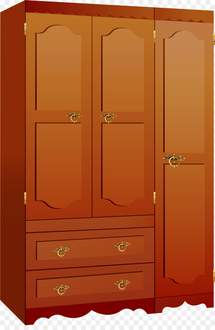 Armoires U0026 Wardrobes Furniture Cabinetry Cupboard Clip Art   Cupboard