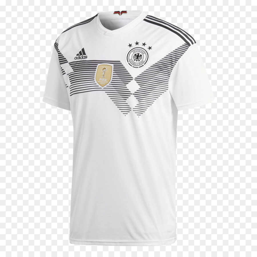 ce98852d2 2018 FIFA World Cup Germany national football team Jersey T-shirt ...