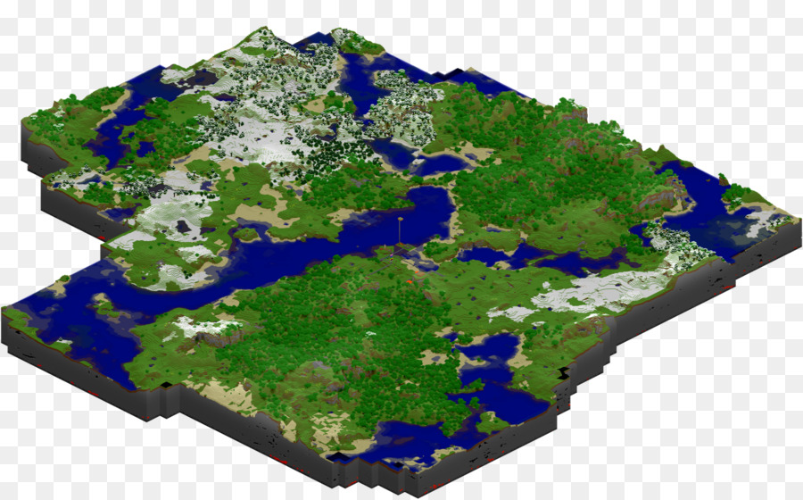 Minecraft World map Mod - mining png download - 1600*993 - Free ...