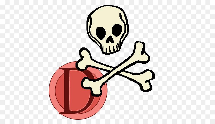 Skull And Crossbones Clip Art
