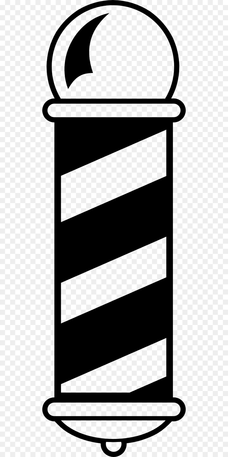 barber s pole clip art barber pole png download 960 1920 free rh kisspng com
