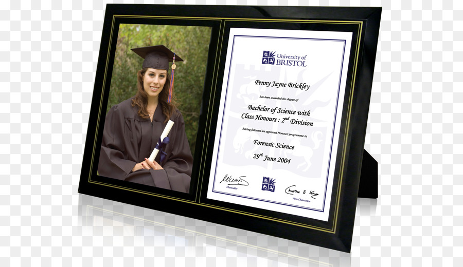 Picture Frames Diploma Graduation ceremony Academic certificate ...