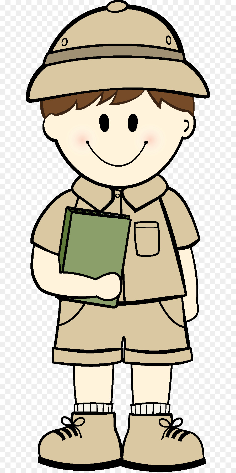 Tour Guide Drawing Tourism Clip Art