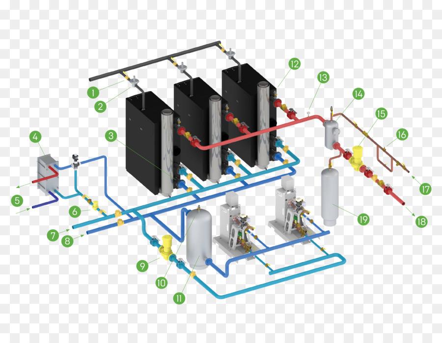 AERCO International, Inc. Water heating Condensing boiler Efficiency ...
