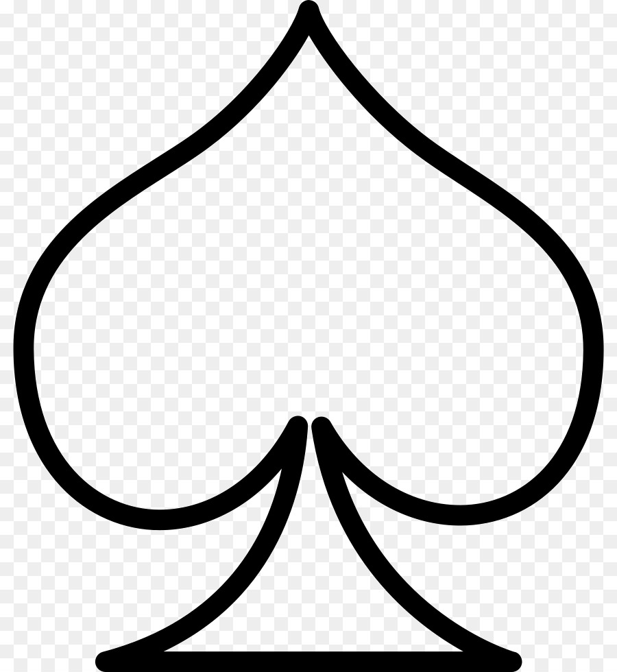 Playing Card Ace Of Spades Suit Ace Card Png Download 862980