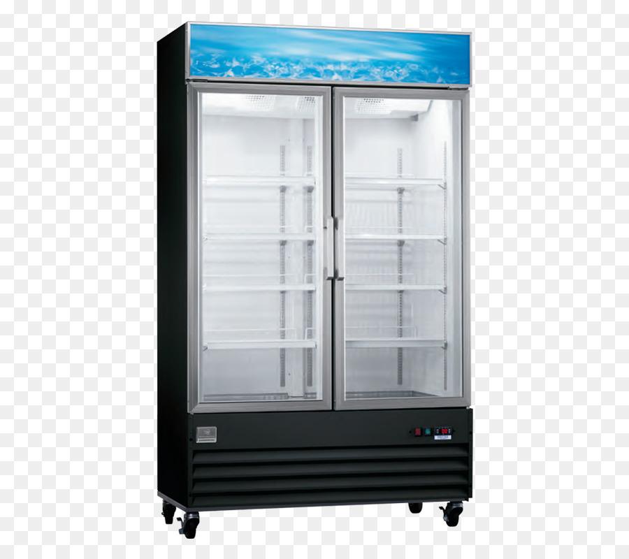 Refrigerator Kelvinator Freezers Sliding Glass Door Auto Defrost Freezer