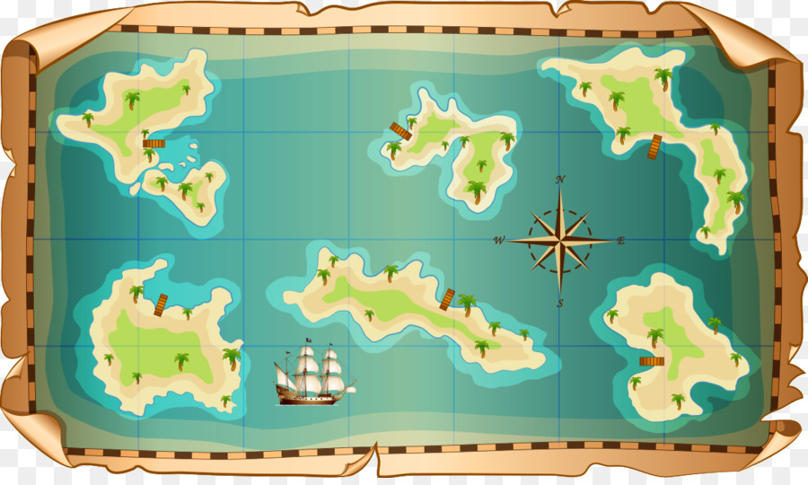 Pirate World Map.Treasure Map World Map Pirate Map Png Download 1171 692 Free