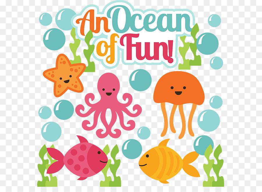 scrapbooking sea clip art under sea png download 648 642 free rh kisspng com under the sea clipart black and white under the sea clipart background