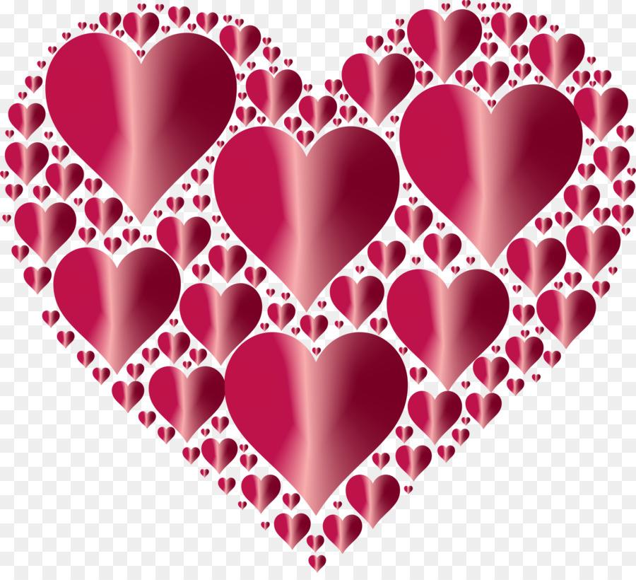 love heart desktop wallpaper valentines day clip art