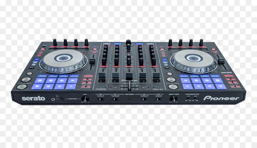 Dj controller disc jockey serato audio research pioneer dj scratch.