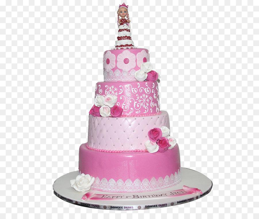 Birthday Cake Torte Wedding Cake Princess Cake First Birthday Png
