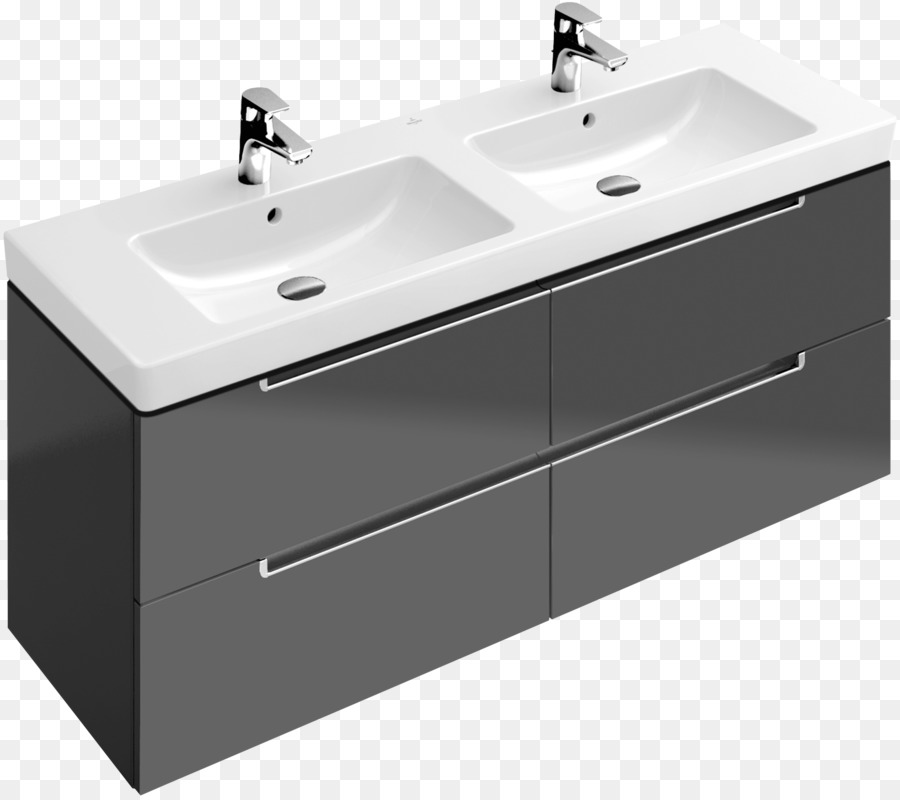 Sink Villeroy Boch Bathroom Plumbing Fixtures Drawer Vanity