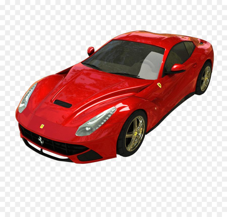 Coche Deportivo Ferrari Enzo Ferrari F12 Ferrari Png Dibujo