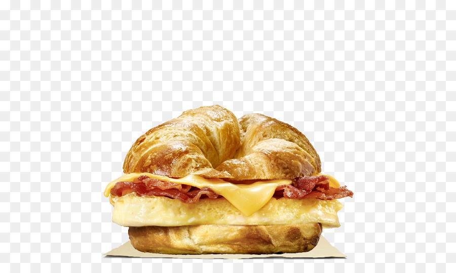 Breakfast Whopper Hamburger Burger King Bacon Bacon Png Download