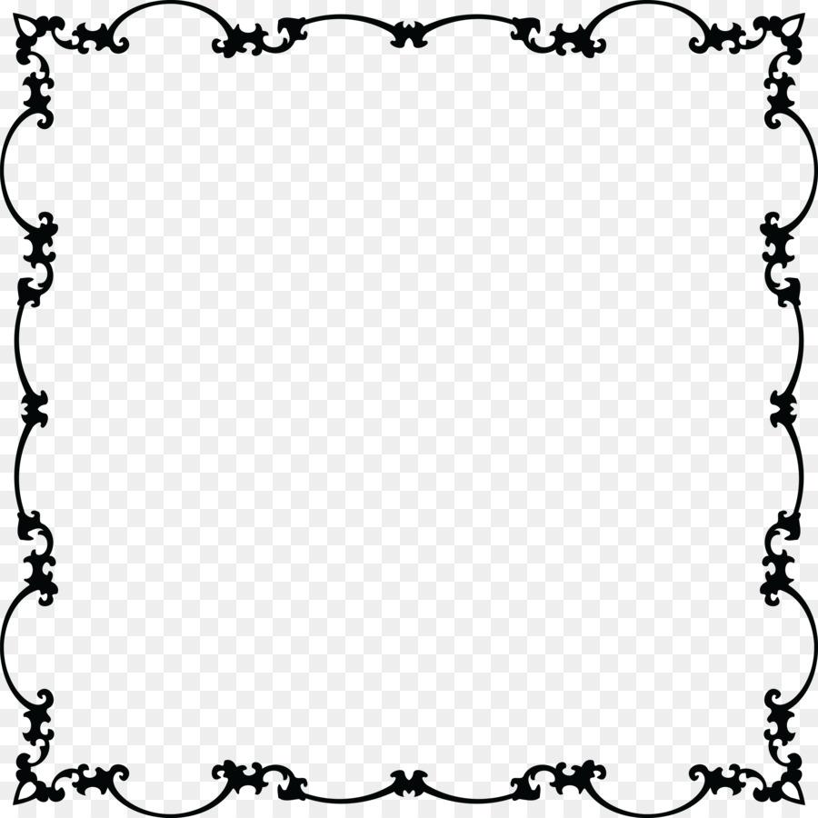 Marcos Clip art - de lujo marco Formatos De Archivo De Imagen - 4000 ...