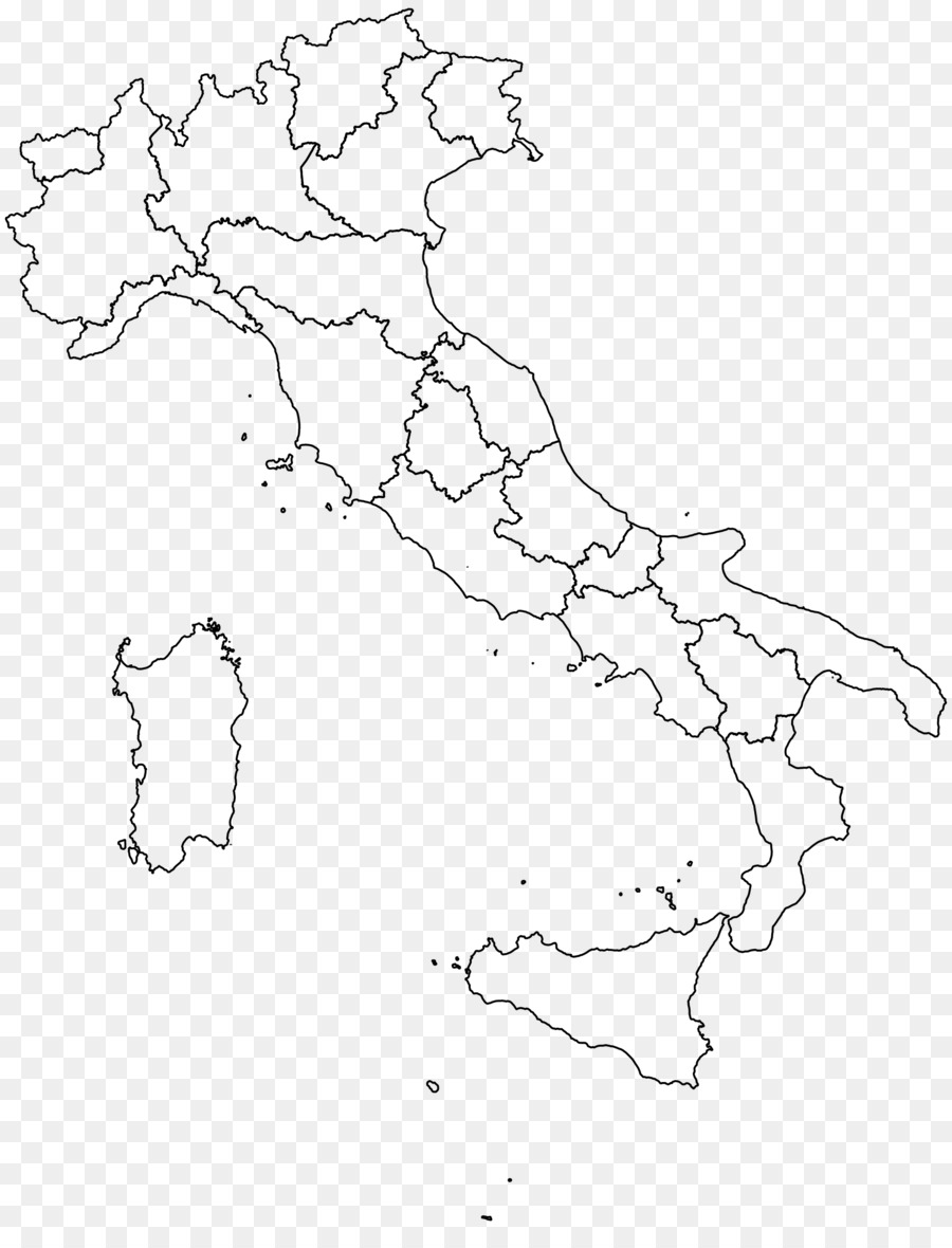 Regions of Italy EmiliaRomagna Vector Map italy png download