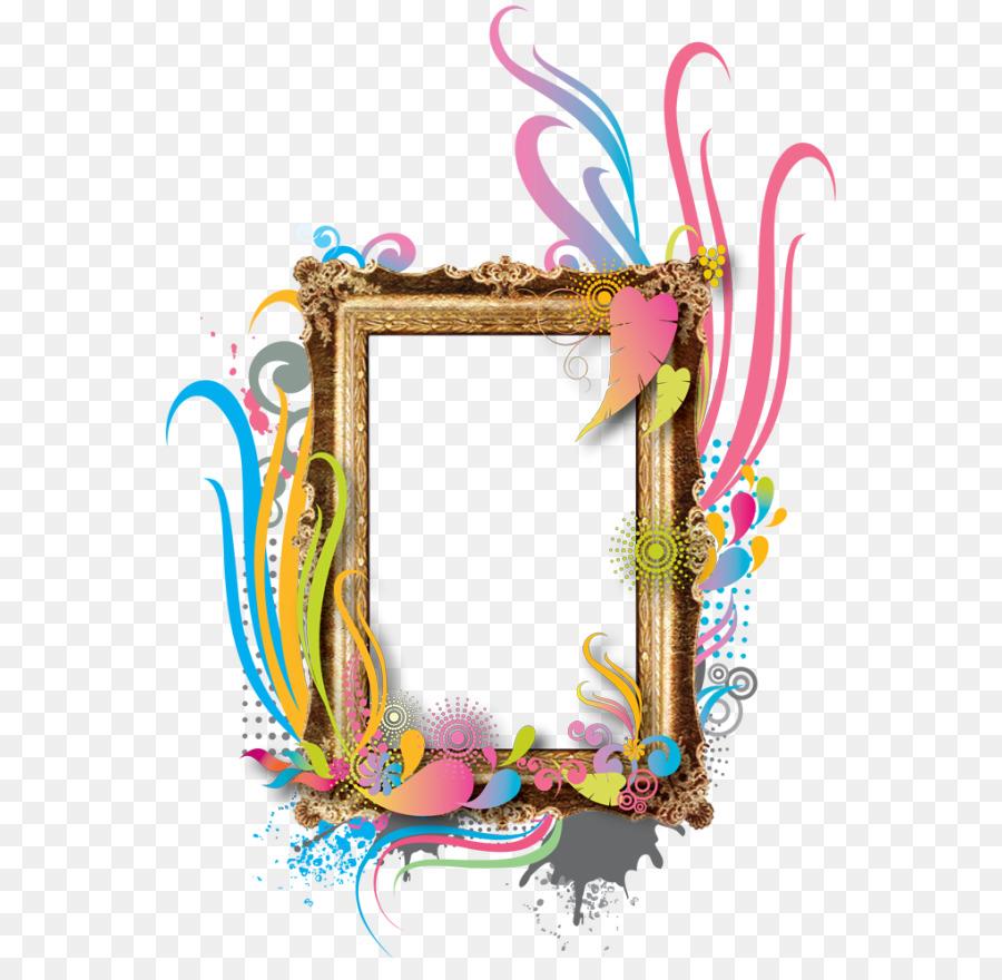 Marcos De Imagen Fotografía De Animación De Dibujo - powerpoint ...