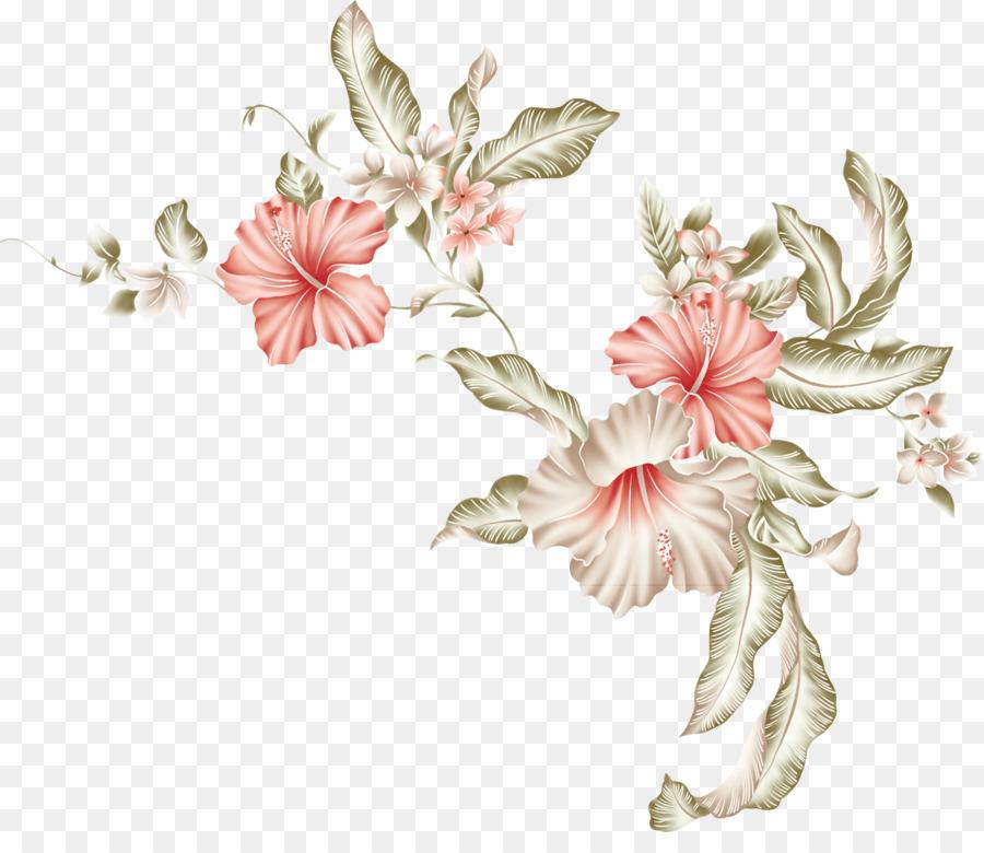 Descargar Clip Art Flores Tropicales Png Dibujo Transparente Png
