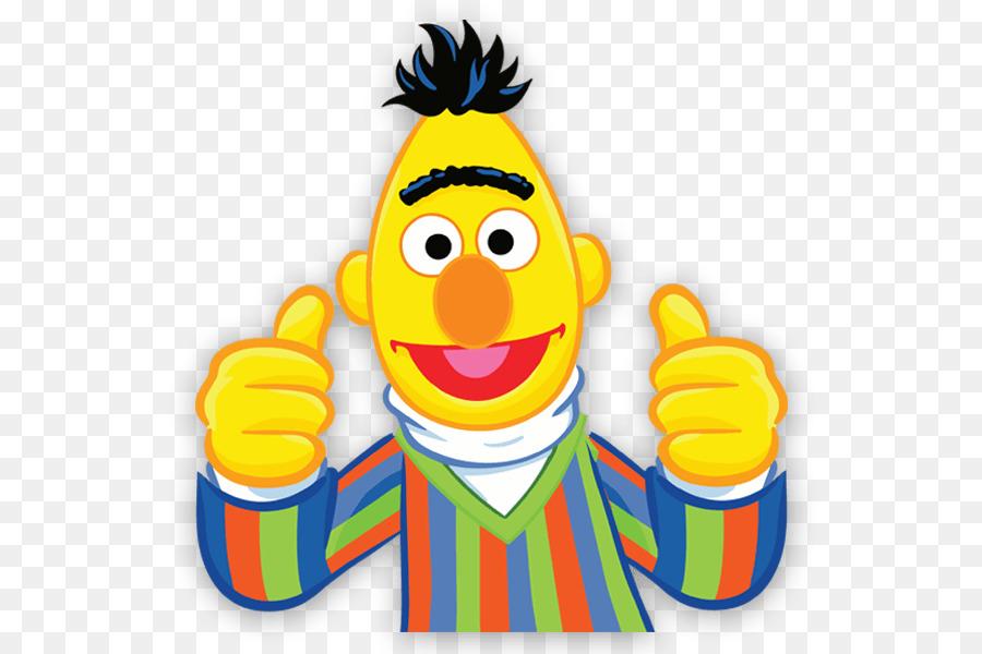 Sticker Bert Ernie Wall decal Elmo - sesame png download - 600*600 ...