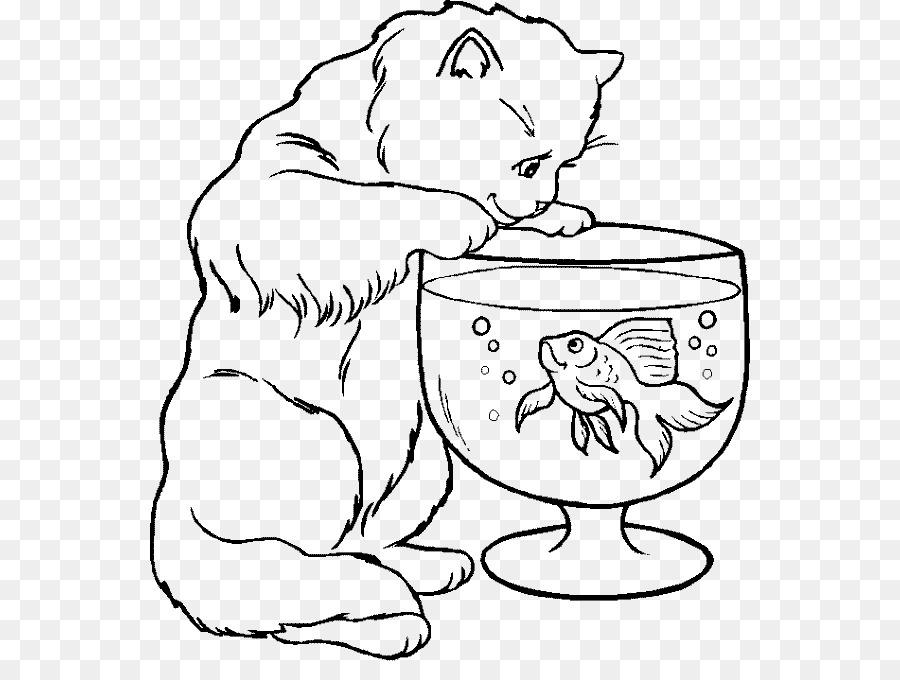 Kedi Boyama Kitabı Ragdoll çocuk Pet Kedi Png Indir 600663