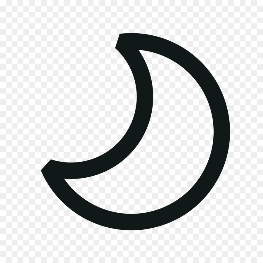 Computer Icons Crescent Moon Symbol Sleep Png Download 20002000