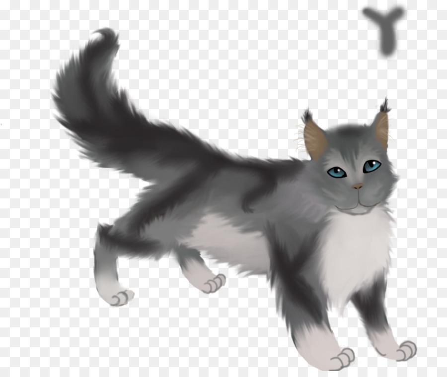 Nebelung Norwegian Forest cat American Wirehair Ragamuffin cat ...