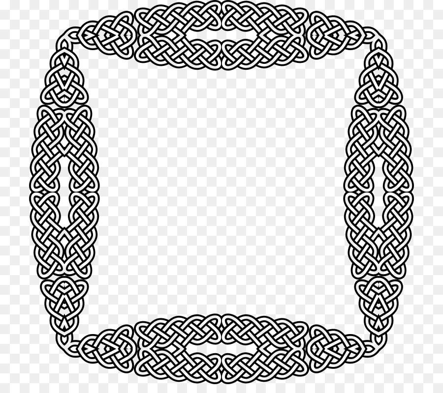 Nudo celta en blanco y Negro - celta Formatos De Archivo De Imagen ...