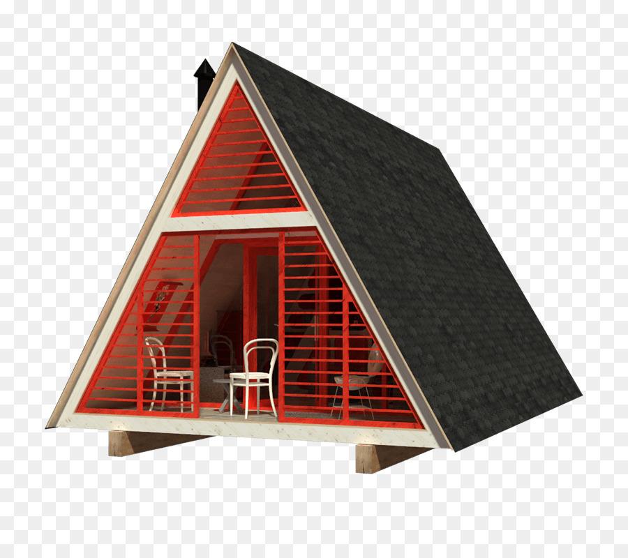 Ventana de Una casa de madera de Construcción de Cobertizo - de lujo ...