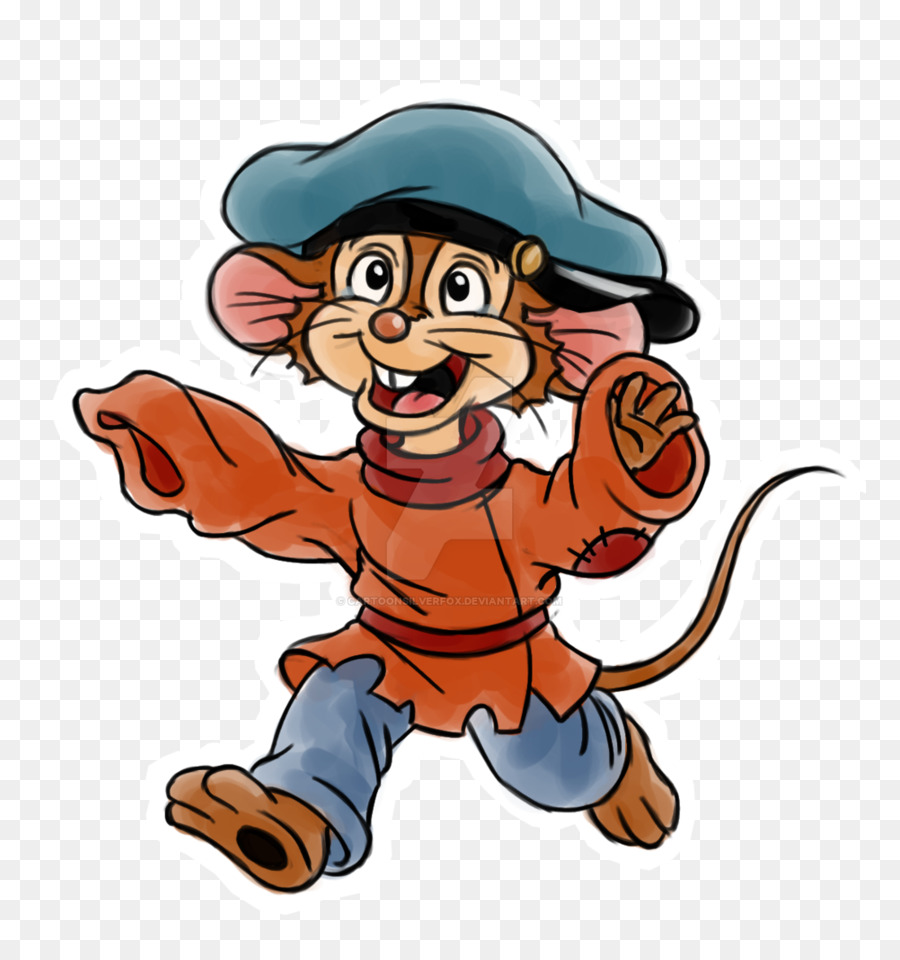 Fievel Mousekewitz Drawing Art Character - poor png