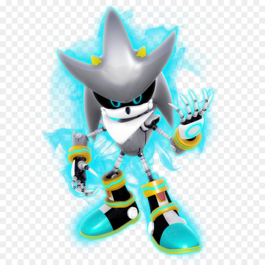Metal Sonic Sonic The Hedgehog Sonic Sega All Stars Racing Shadow