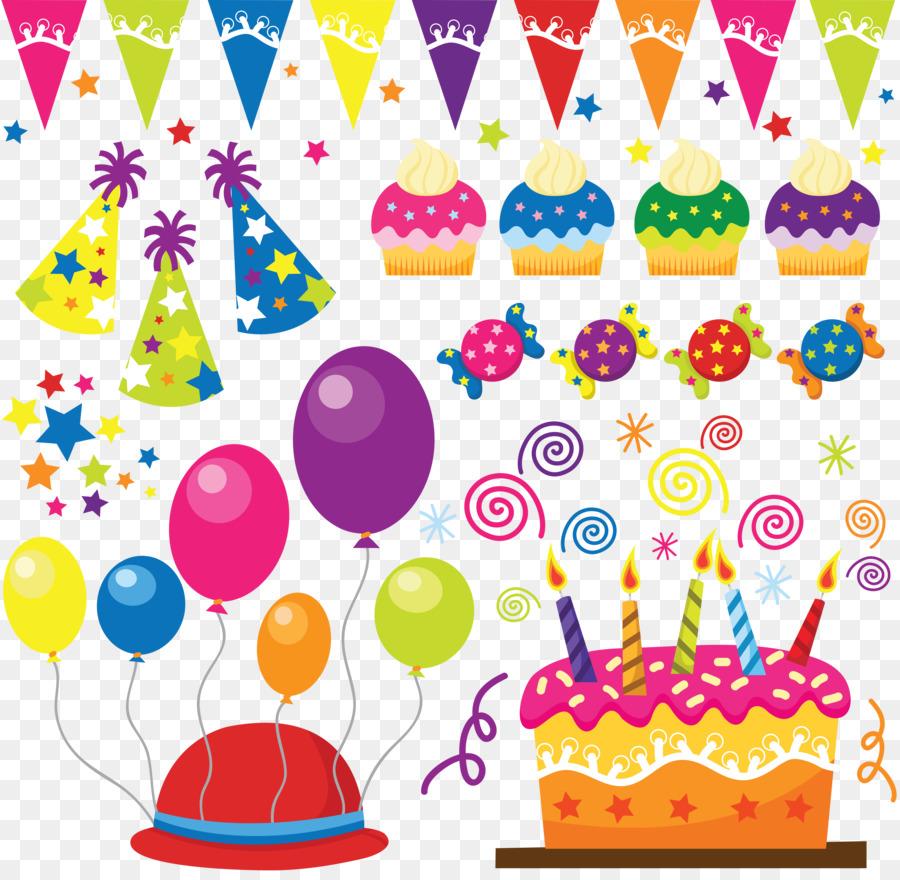 Birthday Cake Childrens Party