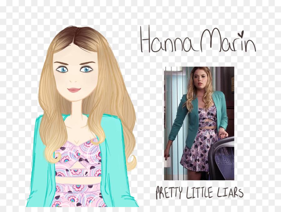 La coloración del cabello Hanna Marin Arte pelo Largo - pretty ...