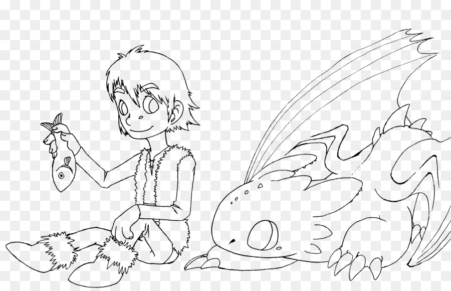 Hiccup Horrendous Haddock III Coloring Book Drawing How To Train Your Dragon Toothless
