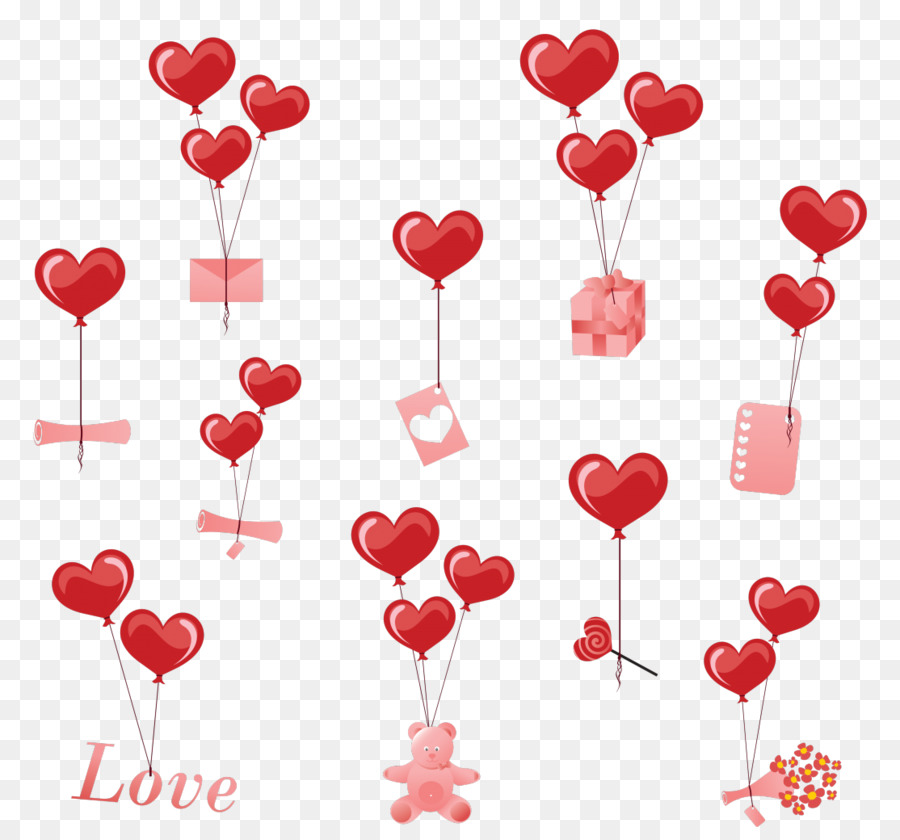 valentine s day heart clip art love background png download 1114
