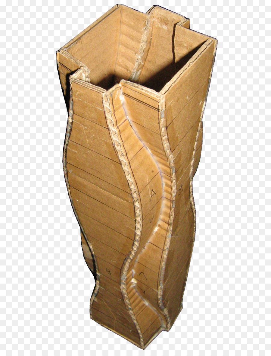 Vase Karton Möbel Karton Png Herunterladen 5671164 Kostenlos