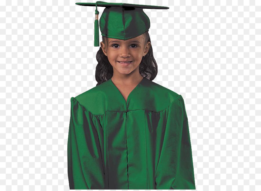 Robe Academic dress Square academic cap Sleeve Graduation ceremony ...