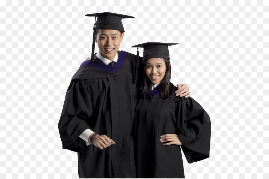 Academic dress Graduation ceremony Robe Gown Clothing - graduation ...