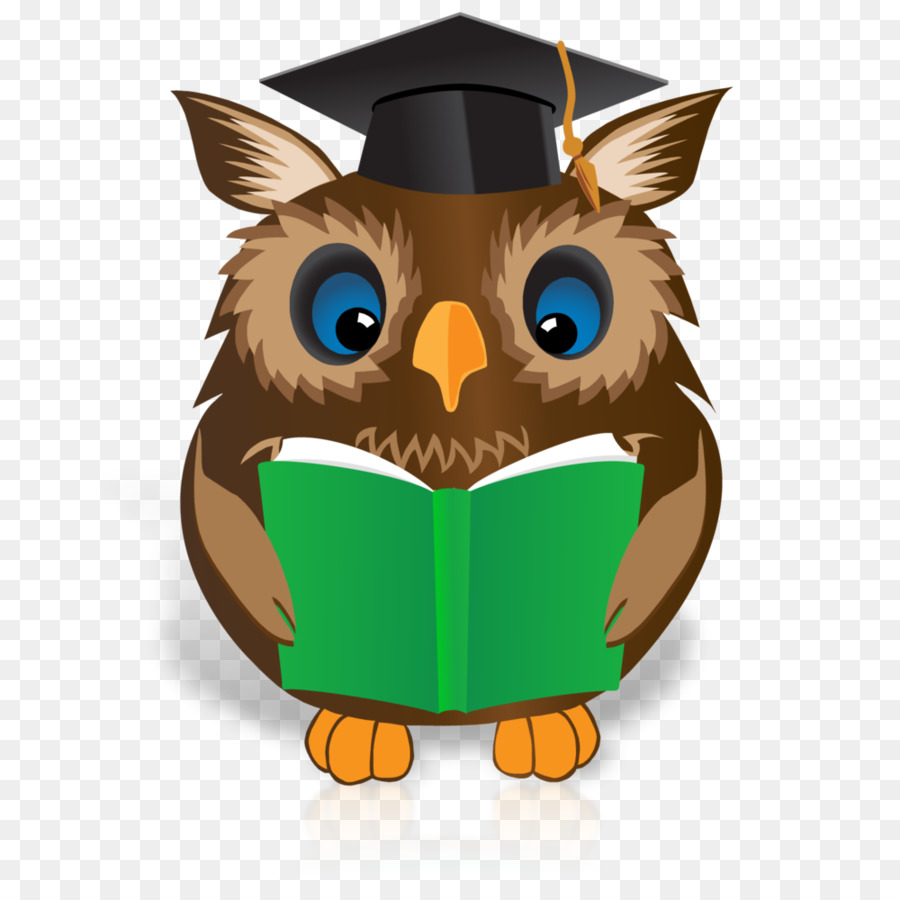 Reading Book Owl Online Writing Lab Clip Art