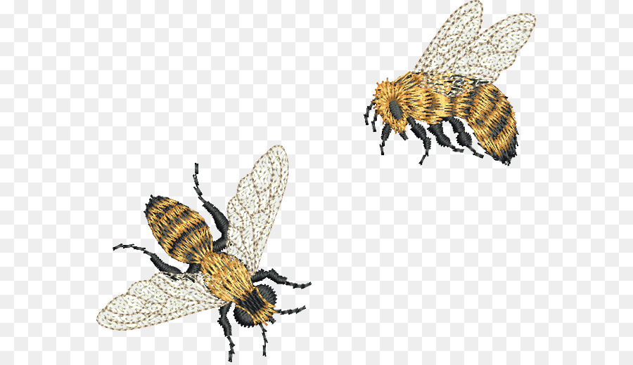Bee Machine Embroidery Embroider Now Pattern Embroidery Png