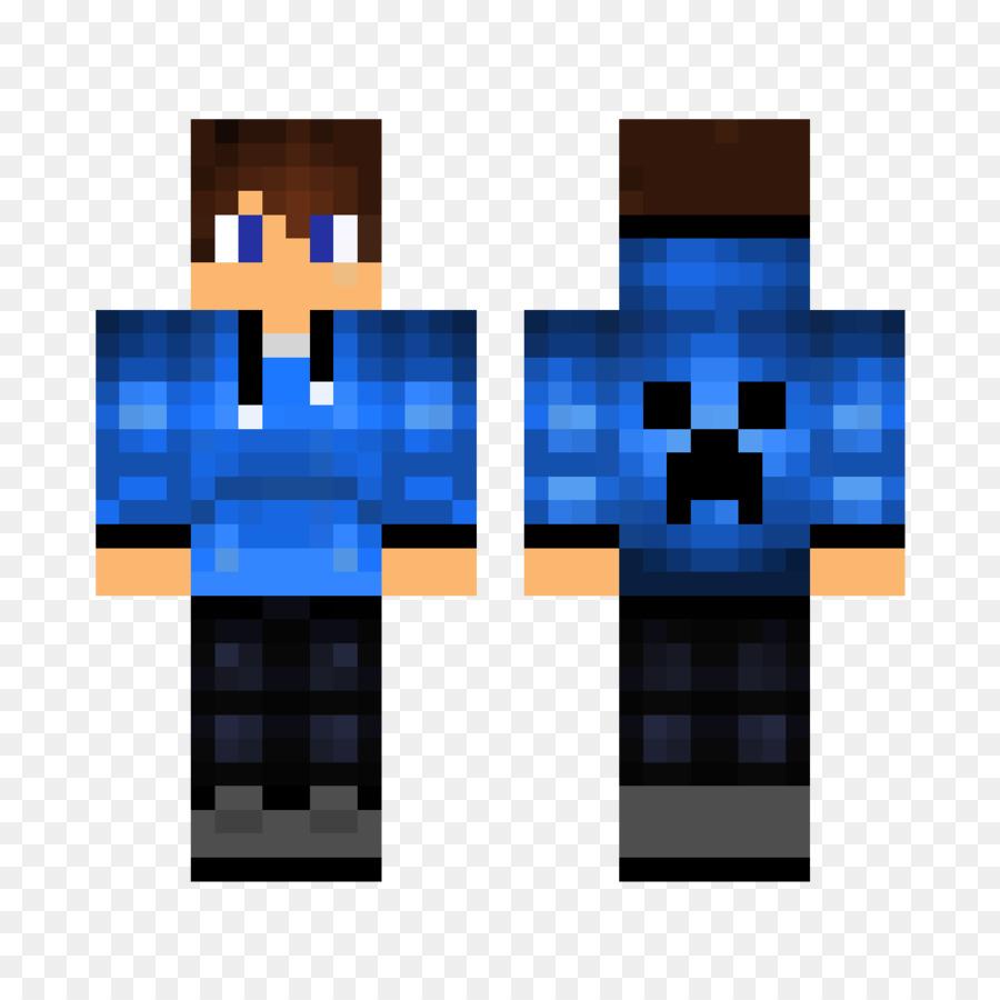 Mod Para Minecraft Gamer Usuarios De Youtube La Piel Png Dibujo - Descargar skins para minecraft youtube