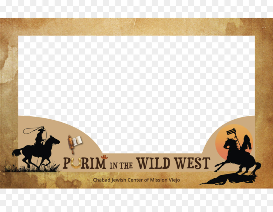 Picture Frames American frontier Photo booth Cowboy - cowboy png ...