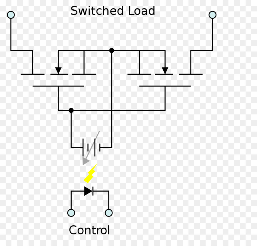Mosfet Solid State Relay Field Effect Transistor Floating Png