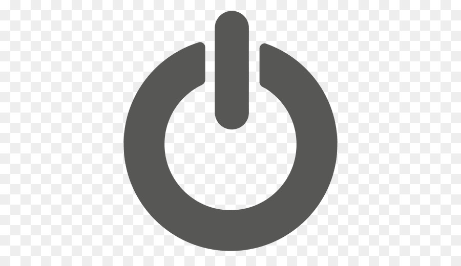 Computer Icons Button Sleep Mode Symbol On Off Png Download 512