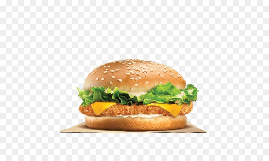 Hamburger Chicken Sandwich Cheeseburger Crispy Fried