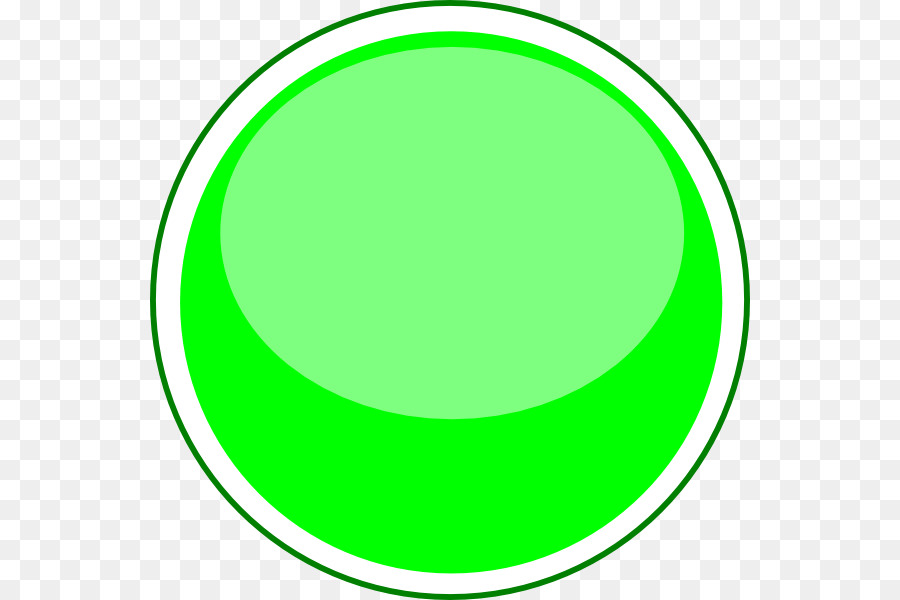 Traffic Light Green Light Clip Art Green Circle Png Download 600