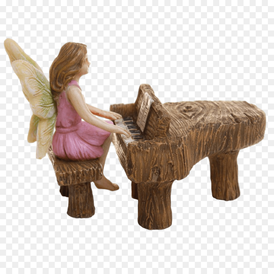 furniture fairy. Garden Furniture Ornament Picket Fence - Fairy Lights A