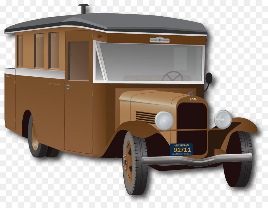 Classic car Vintage car Antique car Sports car - camper png download ...