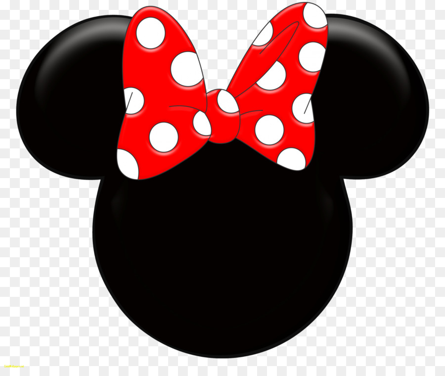 Minnie Mouse Mickey Mouse Ribbon Clip Art
